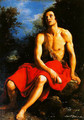 St John the Baptist in the Desert - Cristofano Allori
