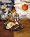 Portrait Of Lucha Maria Girl From Tehuacan 1942 - Frida Kahlo