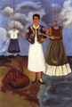 Memory Or The Heart 1937 - Frida Kahlo