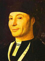 Portrait Of Unknown Man - Antonello da Messina Messina