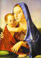 Madonna And Child 4 - Antonello da Messina Messina