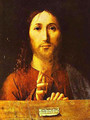 Christ Blessing 1465 - Antonello da Messina Messina