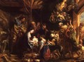 The Nativity - Jacob Jordaens