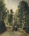 Road in the Woods - Constant Troyon
