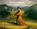 The Poem of the Soul Reality - Louis Janmot