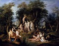 The Judgment of Paris - Joachim Wtewael (Uytewael)