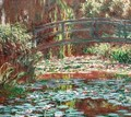 Water Lily Pool - Claude Oscar Monet