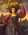 Allegory of Russia - Philipp Veit