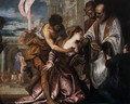 The Martyrdom and Last Communion of Saint Lucy - Paolo Veronese (Caliari)
