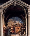 Presentation in the Temple - Paolo Veronese (Caliari)