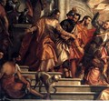 Sts Mark and Marcellinus Being Led to Martyrdom (detail) - Paolo Veronese (Caliari)