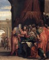 Raising of the Daughter of Jairus - Paolo Veronese (Caliari)