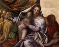 Holy Family with St Catherine and the Infant St John - Paolo Veronese (Caliari)