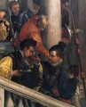 Feast in the House of Levi (detail) 6 - Paolo Veronese (Caliari)