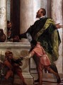 Feast in the House of Levi (detail) 2 - Paolo Veronese (Caliari)