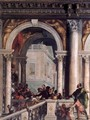 Feast in the House of Levi (detail) - Paolo Veronese (Caliari)
