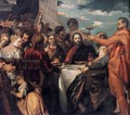 Marriage at Cana (detail) - Paolo Veronese (Caliari)