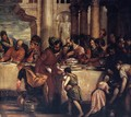Feast at the House of Simon (detail) 3 - Paolo Veronese (Caliari)