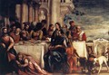 Feast at the House of Simon (detail) - Paolo Veronese (Caliari)