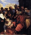 Feast in the House of Simon (detail) 2 - Paolo Veronese (Caliari)