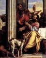 Feast in the House of Simon (detail) - Paolo Veronese (Caliari)