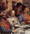 The Marriage at Cana (detail) - Paolo Veronese (Caliari)