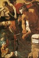 The Martyrdom of St Matthew - Claude Vignon