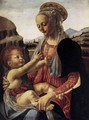 Madonna and Child - Andrea Del Verrocchio
