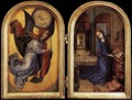 The Annunciation - Flemish Unknown Masters