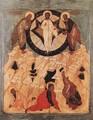 Icon of the Transfiguration - Russian Unknown Master
