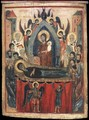 The Dormition of the Mother of God - Russian Unknown Master