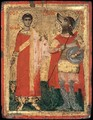 Sts Stephen and Christopher - Unknown Painter