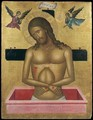 Christ in the Tomb - Cretan Unknown Master
