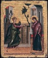 The Annunciation - Cretan Unknown Master