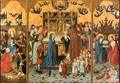 Altarpiece of the Seven Joys of Mary 2 - German Unknown Masters