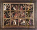 12 scenes from the Life of Christ - German Unknown Masters