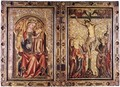 Diptych - German Unknown Masters