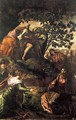 The Raising of Lazarus 2 - Jacopo Tintoretto (Robusti)