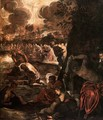 The Baptism of Christ 4 - Jacopo Tintoretto (Robusti)