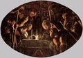 The Passover 2 - Jacopo Tintoretto (Robusti)