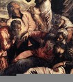 The Crucifixion (detail) 5 - Jacopo Tintoretto (Robusti)