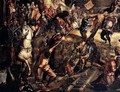 The Crucifixion (detail) - Jacopo Tintoretto (Robusti)