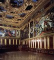 View of the Sala del Collegio - Jacopo Tintoretto (Robusti)