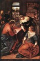 Christ in the House of Martha and Mary - Jacopo Tintoretto (Robusti)
