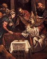 The Circumcision (detail) 2 - Jacopo Tintoretto (Robusti)