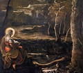 St Mary of Egypt (detail) 2 - Jacopo Tintoretto (Robusti)