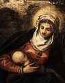 The Flight into Egypt (detail) 3 - Jacopo Tintoretto (Robusti)
