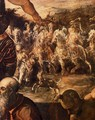 The Adoration of the Magi (detail) - Jacopo Tintoretto (Robusti)