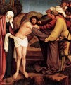 Disrobing of Christ - Bernhard Strigel