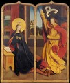 The Annunciation - Bernhard Strigel